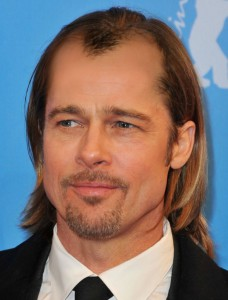 photo montage Brad Pitt